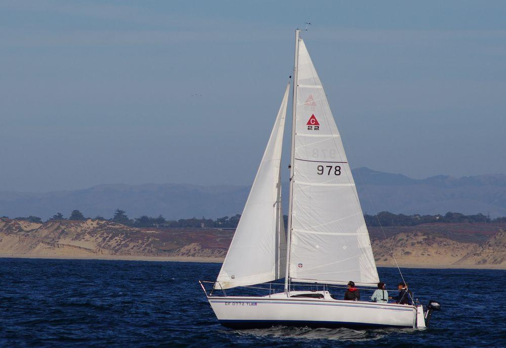 Sails Call - 2002 22ft Catalina Capri - Sail Monterey