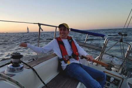 Advanced Sailing Lessons