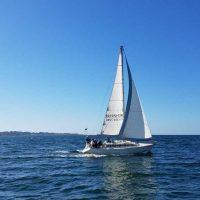 soaring and sailing